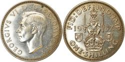 World Coins - Coin, Great Britain, George VI, Shilling, 1937, , Silver, KM:853
