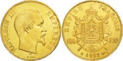 World Coins - Coin, France, Napoleon III, Napoléon III, 100 Francs, 1857, Paris, EF(40-45)