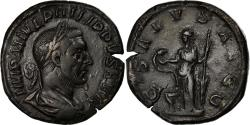 Ancient Coins - Coin, Philip I, Sestertius, 244, Rome, , Copper, RIC:187a