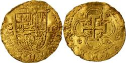 Ancient Coins - Coin, Spain, Philip II, 2 Escudos, Seville, , Gold