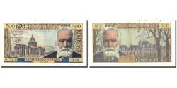 World Coins - France, 500 Francs, 500 F 1954-1958 ''Victor Hugo'', 1958, 1958-02-06