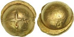 Coin, Senones, Stater, Very rare, , Gold, Delestrée:2539