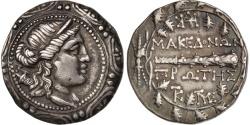 Ancient Coins - Macedonia, Tetradrachm, Amphipolis, , Silver, SNG Cop:1314