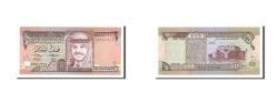 World Coins - Jordan, 1/2 Dinar, 1992, KM #23a, UNC(65-70)