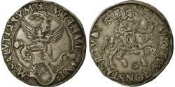 World Coins - Coin, Italy, Carmagnola, Michele Antonio Di Saluzzo, Cornuto, 1504-1528