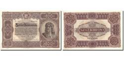 World Coins - Banknote, Hungary, 100 Korona, 1920, 1920-01-01, KM:63, UNC(63)