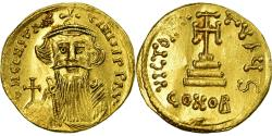 Ancient Coins - Coin, Constans II, Solidus, Constantinople, , Gold, Sear:956