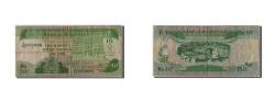 World Coins - Mauritius, 10 Rupees, KM #35b, VF(20-25), A/44 302096