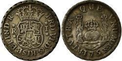 World Coins - Coin, Peru, Ferdinand VI, Real, 1753, Lima, , Silver, KM:52