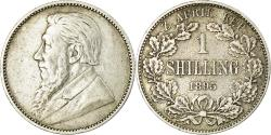 World Coins - Coin, South Africa, Shilling, 1895, , Silver, KM:5