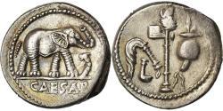 Ancient Coins - Coin, Julius Caesar, Denarius, , Silver, Crawford:443/1