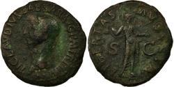 Ancient Coins - Coin, Claudius, As, 50-54, Rome, , Bronze, RIC:113