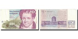 World Coins - Banknote, Ireland - Republic, 20 Pounds, KM:77a, EF(40-45)