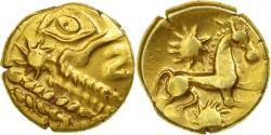 Ancient Coins - Coin, Bellovaci, Stater, , Gold, Delestrée:273