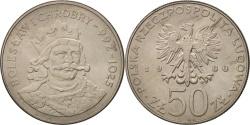 World Coins - Poland, 50 Zlotych, 1980, Warsaw, , Copper-nickel, KM:114