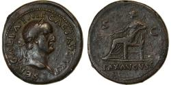 Ancient Coins - Coin, Galba, Sestertius, 68 AD, Rome, , Bronze, RIC:445