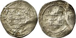 World Coins - Coin, Umayyads of Spain, al-Hakam II, Dirham, AH 358 (968/969 AD), Madinat
