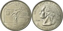 Us Coins - Coin, United States, Quarter, 1999, U.S. Mint, Philadelphia,