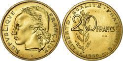 World Coins - Coin, France, Essai de Guzman, 20 Francs, 1950, Paris,