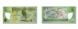 World Coins - Fiji, 5 Dollars, 2013, KM #115, UNC(65-70), ZZA0203701
