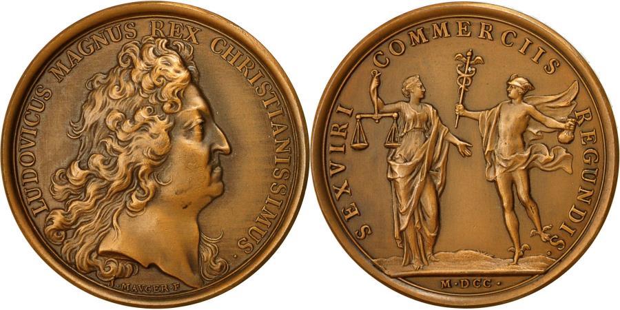 France medal chambre de commerce de dunkerque mauger bronze - Chambre des commerces dunkerque ...