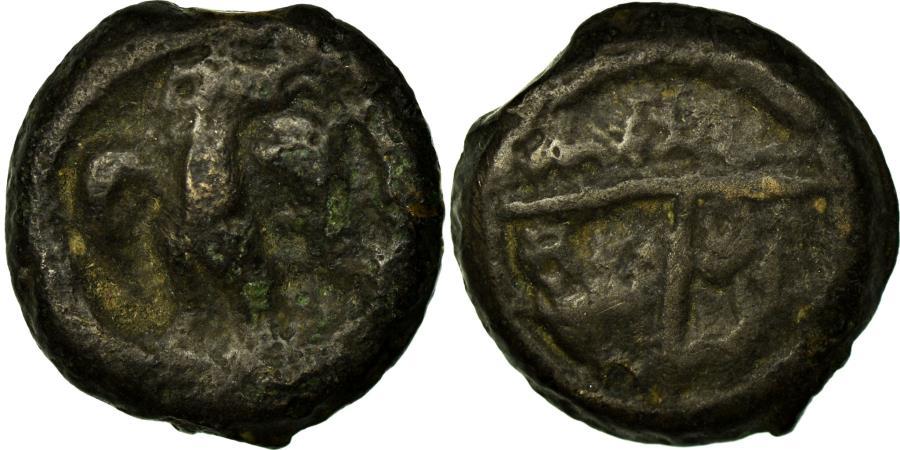 Ancient Coins - Coin, Carnutes, Potin, 1st century BC, , Delestrée:2619
