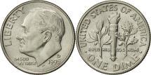 Us Coins - United States, Roosevelt Dime, Dime, 1995, U.S. Mint, Denver, AU(55-58)