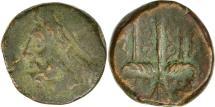 Ancient Coins - Sicily, Syracuse, Hieron II, Bronze, VF(20-25), Bronze, SNG ANS:987