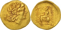 Ancient Coins - Kingdom of Pontos, Mithridates VI Eupator, Stater, Kallatis, AMNG 249