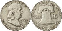 Us Coins - United States, Franklin Half Dollar, Half Dollar, 1963, U.S. Mint, Denver