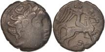 Ancient Coins - Bituriges-Pictones-Lemovici, Drachme à la victoire, EF(40-45), Silver