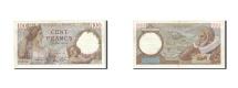 France, 100 Francs, 1941, KM:94, 1941-12-18, AU(50-53), Fayette:26.63