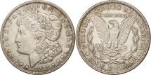 Us Coins - United States, Morgan Dollar,1921, Philadelphia, EF(40-45), KM 110