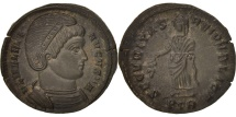 Helena, Follis, Trier, MS(60-62), Bronze, RIC:458