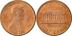 Us Coins - United States, Lincoln Cent, Cent, 1988, U.S. Mint, Philadelphia,