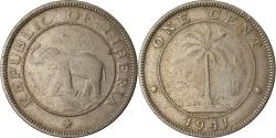 World Coins - Coin, Liberia, Cent, 1941, Heaton, , Copper-nickel, KM:11a