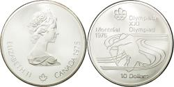 World Coins - Coin, Canada, Elizabeth II, 10 Dollars, 1975, Royal Canadian Mint, Ottawa