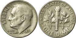 Us Coins - Coin, United States, Roosevelt Dime, Dime, 1966, U.S. Mint, Philadelphia
