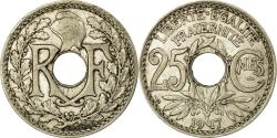World Coins - Coin, France, Lindauer, 25 Centimes, 1917, , Nickel, KM:867