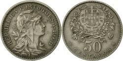 World Coins - Portugal, 50 Centavos, 1968, , Copper-nickel, KM:577