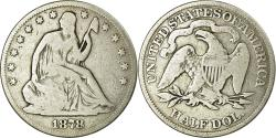 Us Coins - Coin, United States, Seated Liberty Half Dollar, Half Dollar, 1878, U.S. Mint