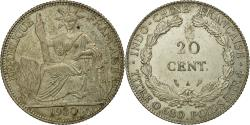 World Coins - Coin, FRENCH INDO-CHINA, 20 Cents, 1930, Paris, , Silver, KM:17.1