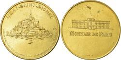 World Coins - France, Token, Touristic token, le Mont-Saint-Michel - Vue générale n°1