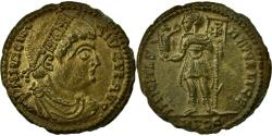 Ancient Coins - Coin, Magnentius, Maiorina, Lyons, AU(55-58), Copper, Cohen:7