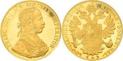 World Coins - Coin, Austria, Franz Joseph I, 4 Ducat, 1915, Vienna, Official restrike