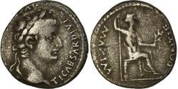 Ancient Coins - Coin, Tiberius, Denarius, Lyon - Lugdunum, , Silver, RIC:30