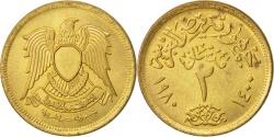 World Coins - Egypt, 2 Piastres, 1980, , Aluminum-Bronze, KM:500