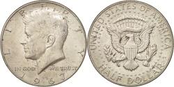 Us Coins - United States, Kennedy Half Dollar, Half Dollar, 1967, U.S. Mint, Philadelphia