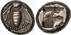Ancient Coins - Ionia, Ephesos, Drachm, 5th century BC, , Silver, Karwiese Series VI