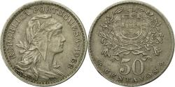 World Coins - Coin, Portugal, 50 Centavos, 1966, , Copper-nickel, KM:577